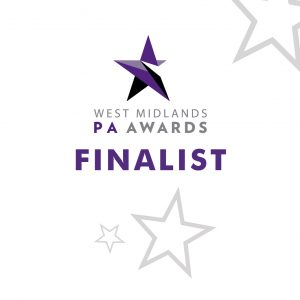 Rachel Hands Independent VA of the year finalist PA Forum Awards 2020